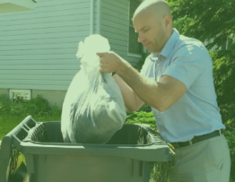 Residential Rubbish Removal and Waste Disposal